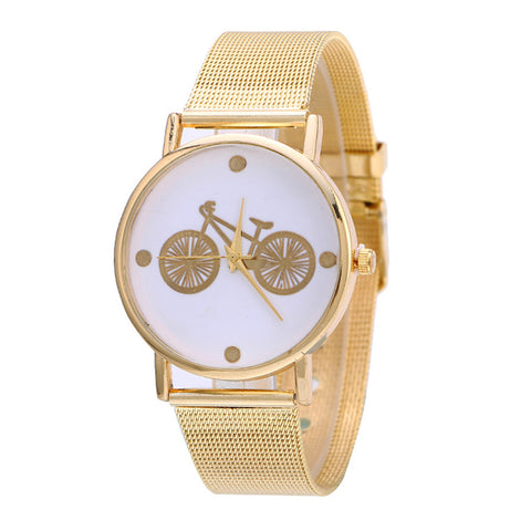 Image of Unisex Cycle Wrist Watch