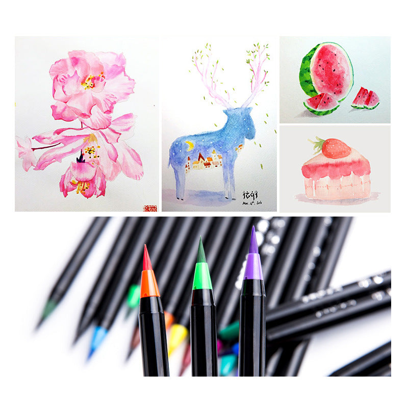 Water Color Pens (Set Of 20)