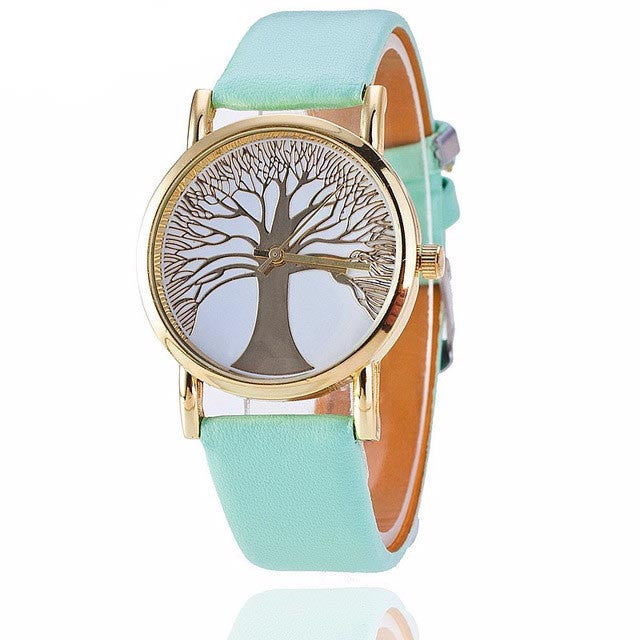 Tree of Life Watches [4 Colors]