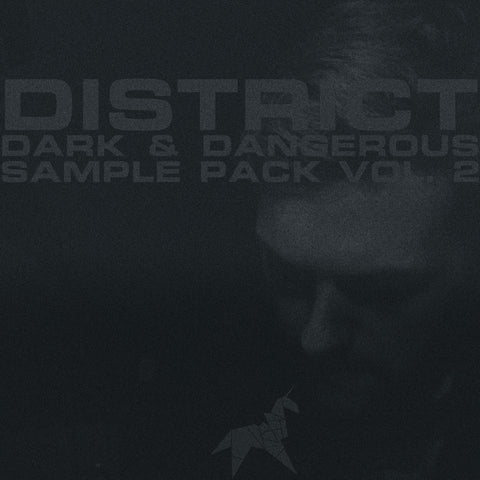District: Dark & Dangerous Sample Pack Vol. 2
