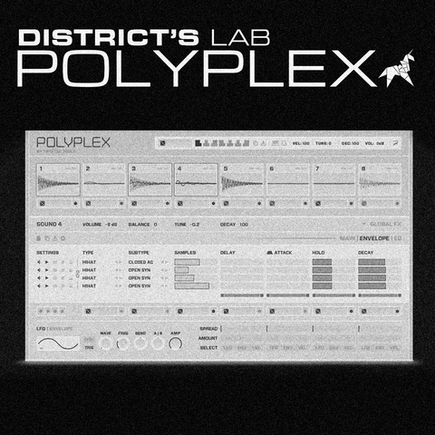 District's Lab: Polyplex Sample Pack