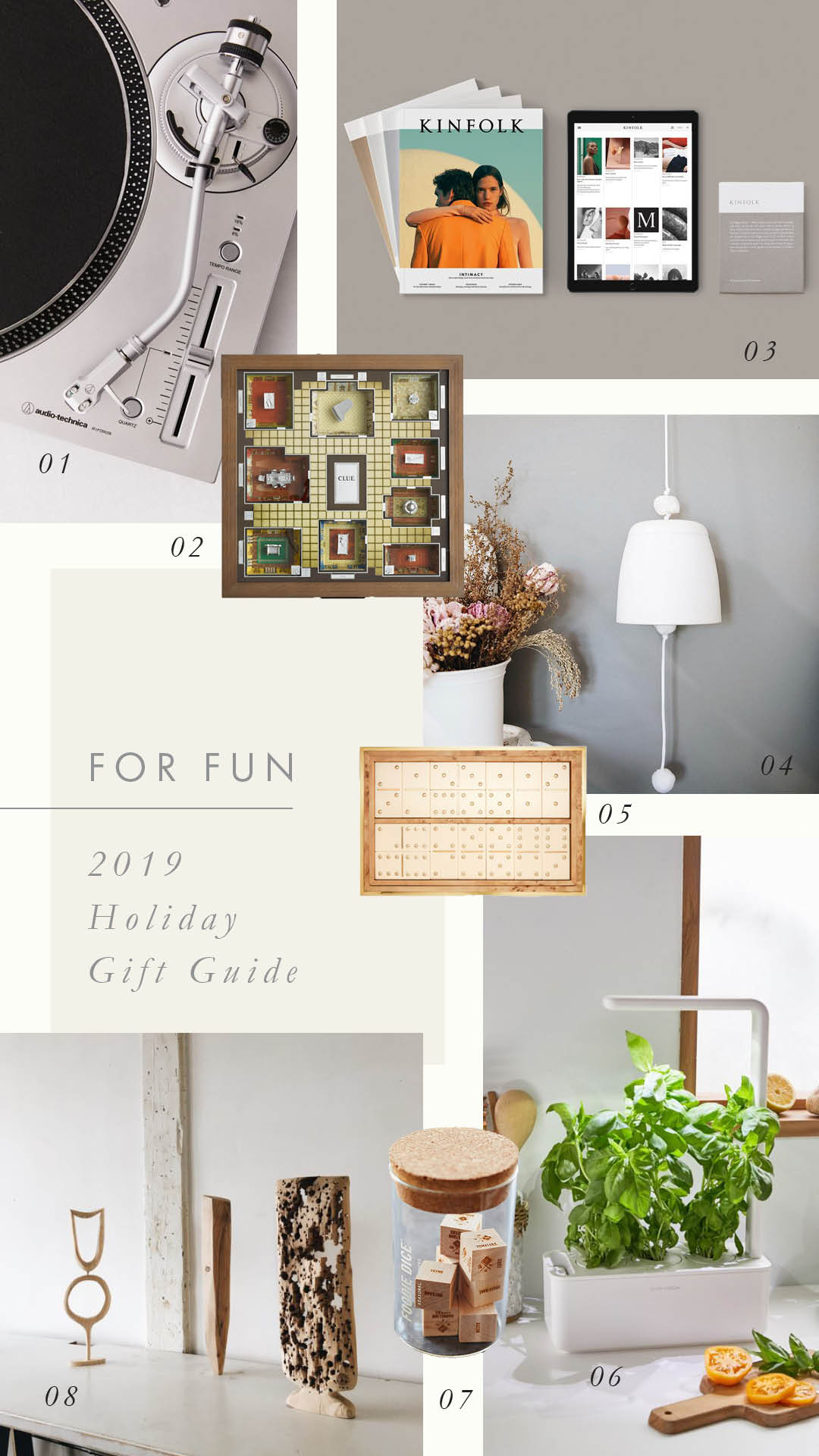 Holiday Gift Guide- For Fun