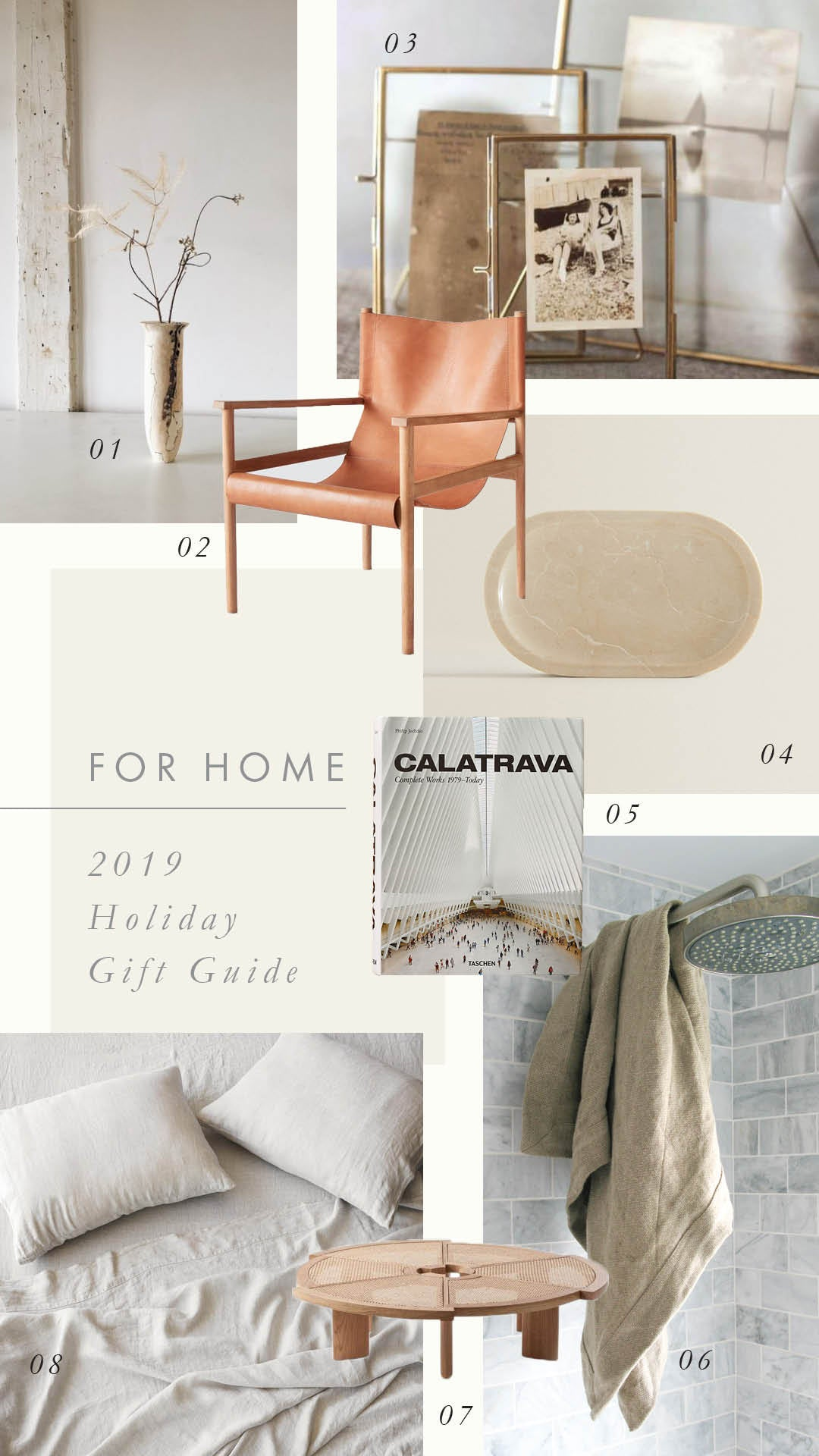 2019 Holiday Gift Guide - For Home