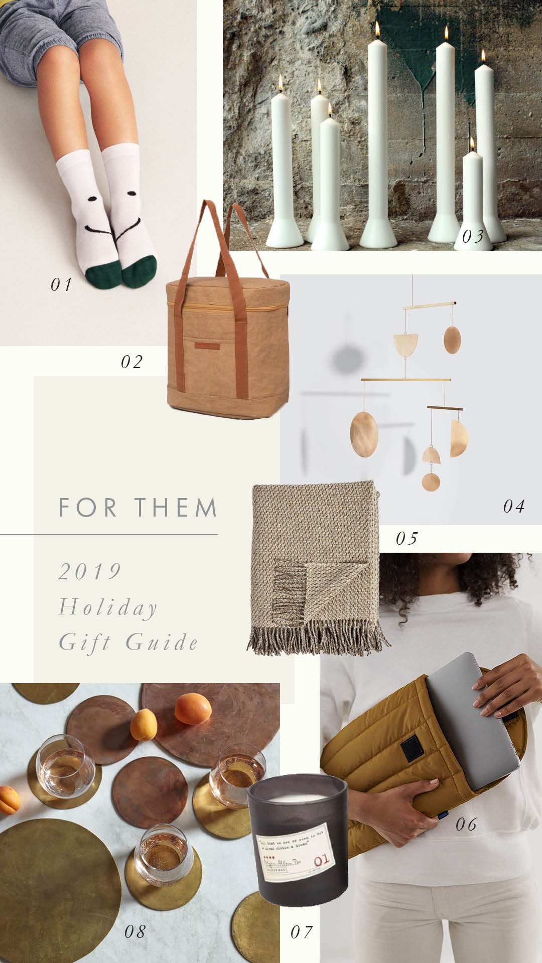 Holiday Gift Guide - For Them