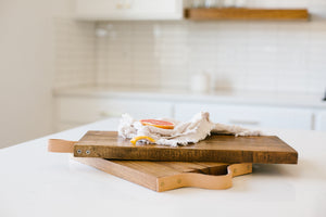 Ephraim Cutting Board - Elizabeth Hales Design