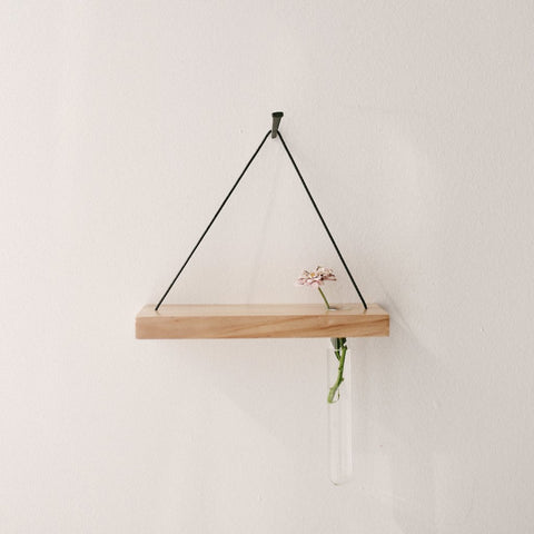Ledge Hanging Vessel - Elizabeth Hales Design