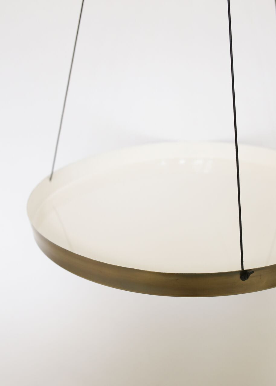 Hanging Table Tray - Elizabeth Hales Design