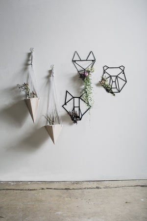 Animal Wall Hanging - Elizabeth Hales Design