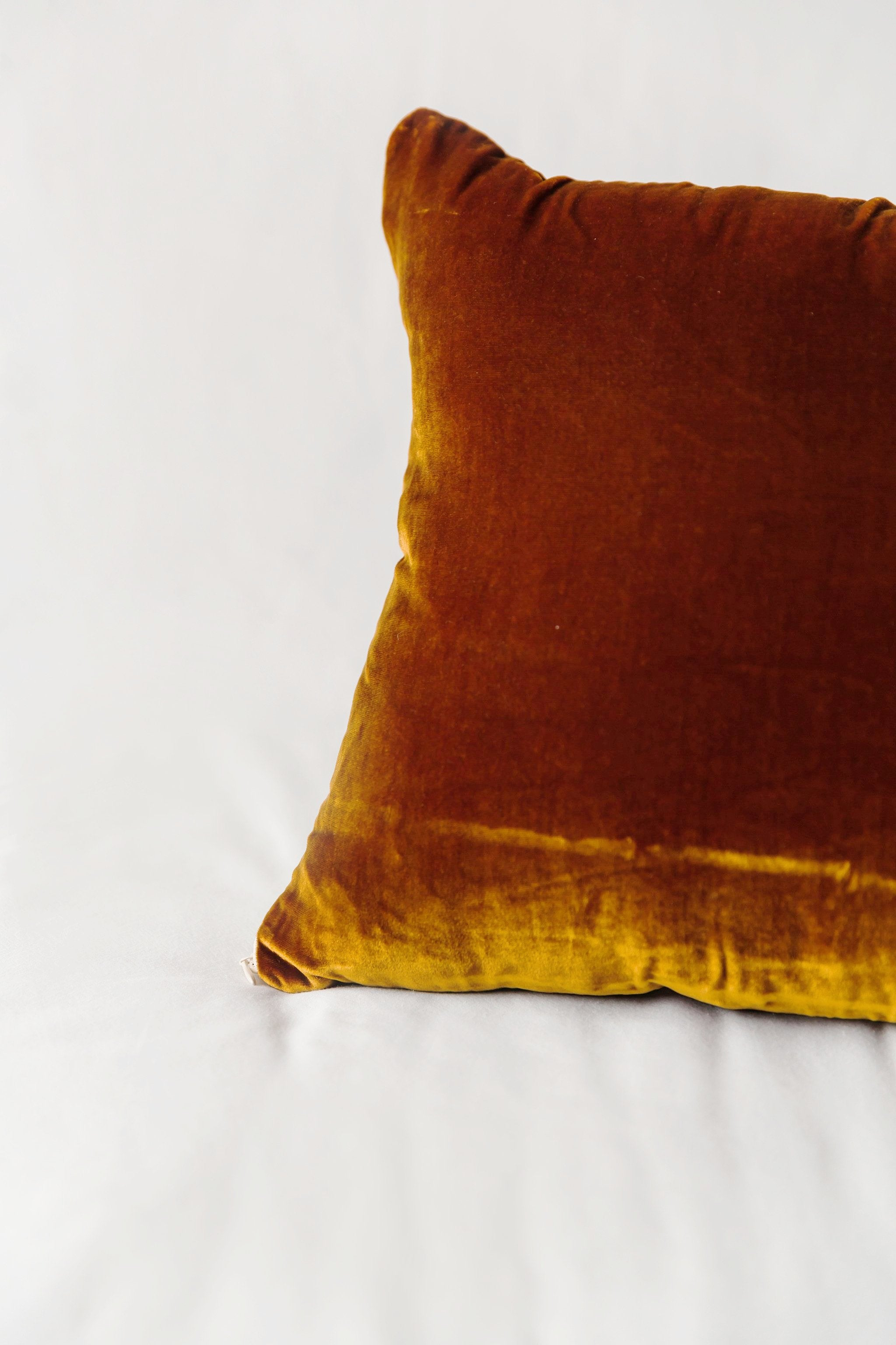 Silk Velvet Pillow