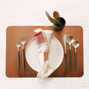 Metallic Place Mats - Set of 4