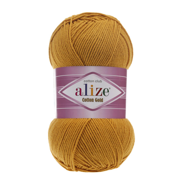 Alize Cotton Gold 02