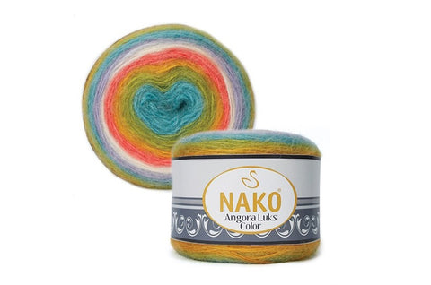 Nako Angora Lüks Color 81910