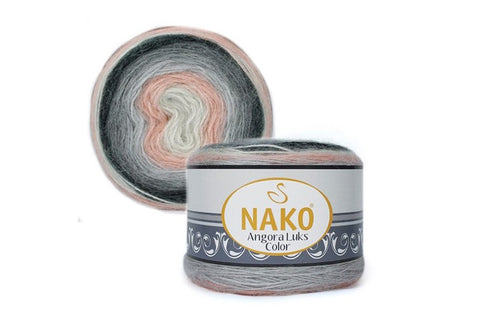 Nako Angora Lüks Color 81916