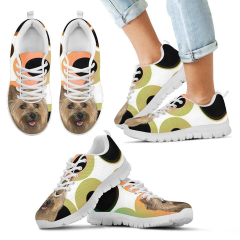 Cairn Terrier Dog Running Shoes For Kids-Free Shipping-Paww-Printz-Merchandise