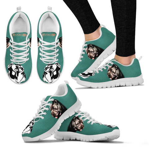 Amazing Cane Corso Dog-Women's Running Shoes-Free Shipping-Paww-Printz-Merchandise