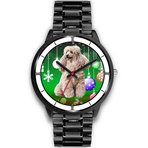 Poodle Dog Christmas Special Wrist Watch-Free Shipping