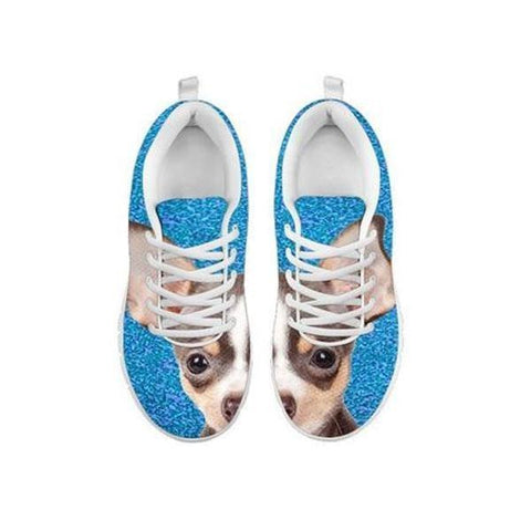Amazing Cute Chihuahua Print Running Shoes For Women-Free Shipping-For 24 Hours Only-Paww-Printz-Merchandise