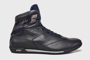 Men's Ankle Boot (Navy) LU39506