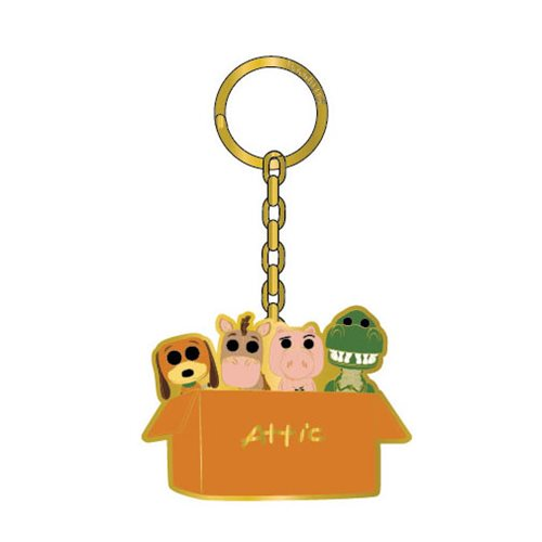 Toy Story Pop! by Loungefly Enamel Key Chain