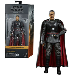 Star Wars The Black Series Moff Gideon 6-Inch Action Figure