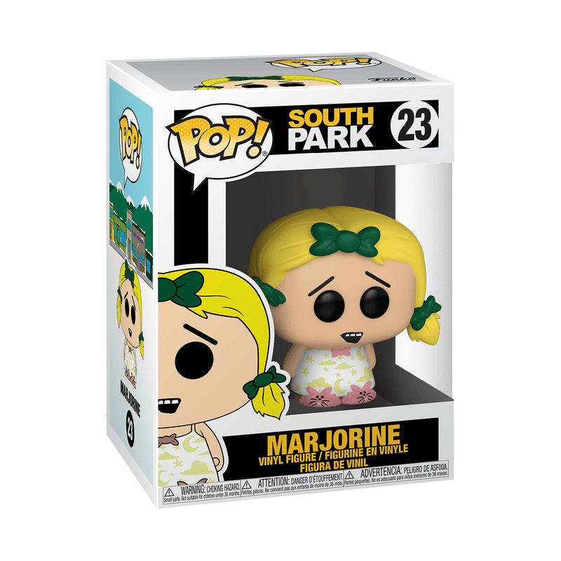 POP! Animation: South Park - Butters as Marjorine