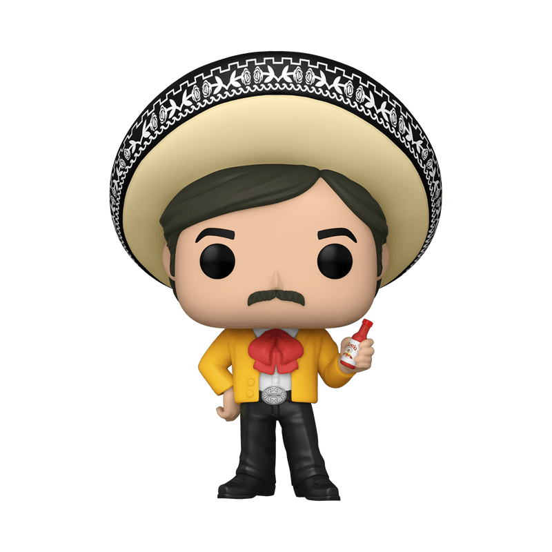 POP! Ad Icons: Tapatio - Tapatio Man