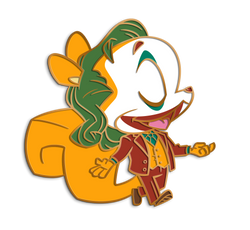 Frombies - Joker SB Pin