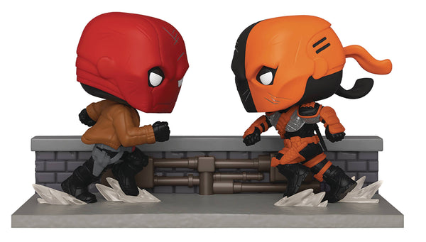 POP! DC: Comic Moments - Red Hood vs. Deathstroke (SDCC 2020 Exclusive)