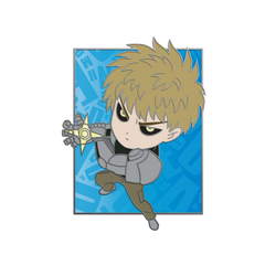 One Punch Man: Genos Pin