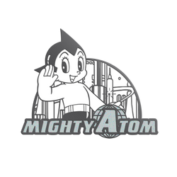 Astro Boy: Mighty Atom Pin