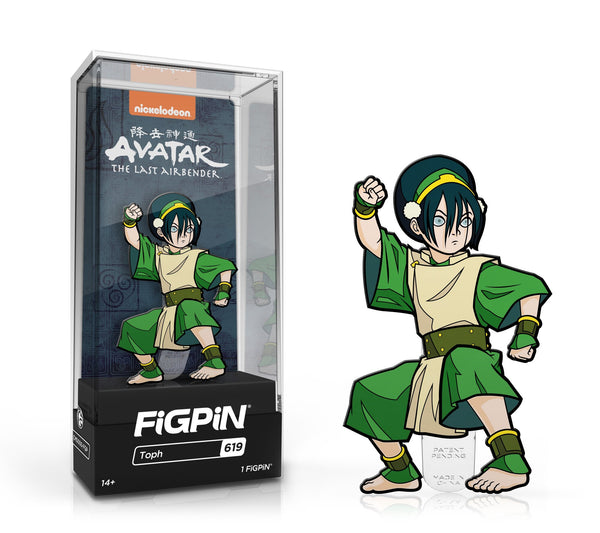 FiGPiN: Avatar: The Last Airbender - Toph #619