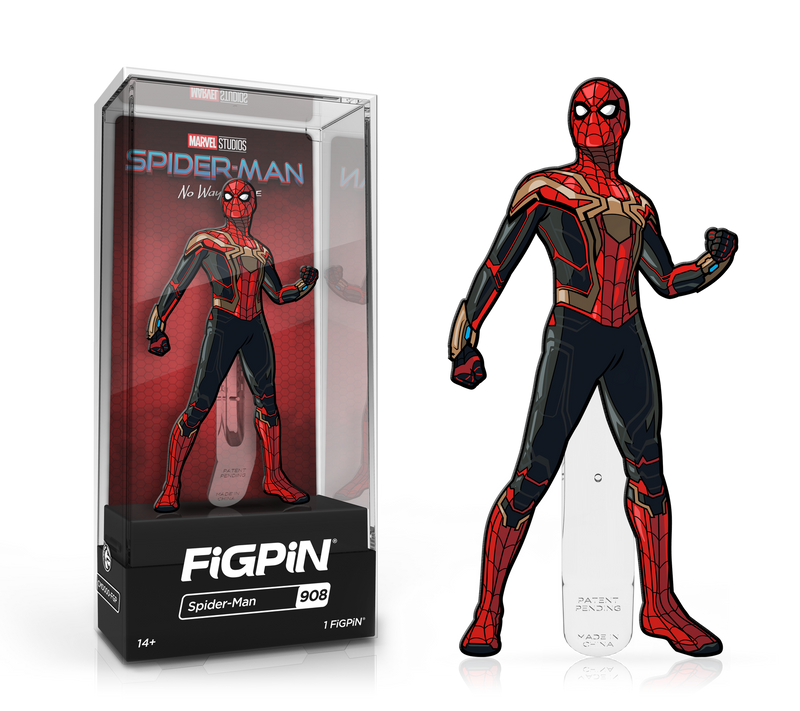 FiGPiN Classic: Into the Spider-Verse - Spider-Man Noir