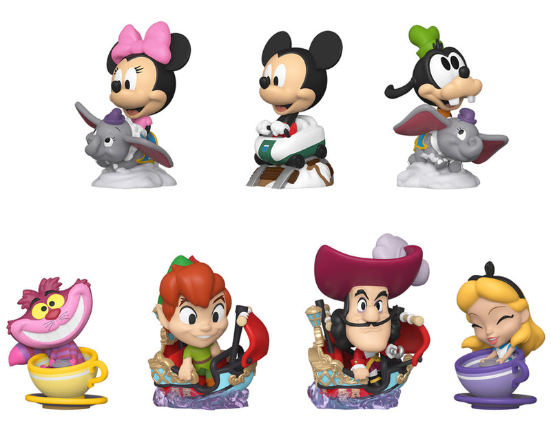 Mini Vinyl Figures: Disney 65th