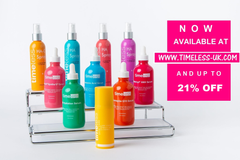 Our Timeless Serums Collection NOW up to 21% OFF