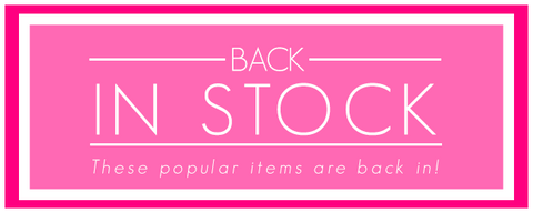 Our popular products are now back in stock! Check them out at ww.timeless-uk.com!