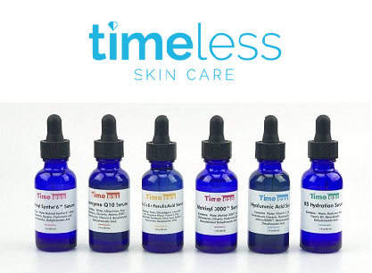 Timeless Skin Care serums collection at Timeless UK. Visit us at www.timeless-uk.com