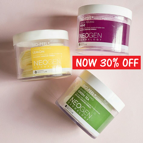 30% Off selected K-Beauty skincare products is now on at www.timeless-uk.com