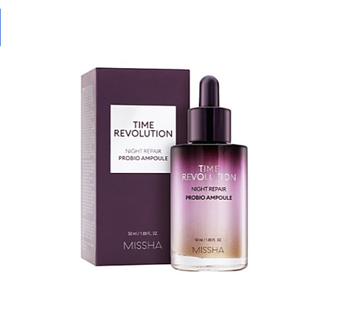 < NEW ARRIVAL > MISSHA Time Revolution Night Repair Probio Ampoule - 50ml