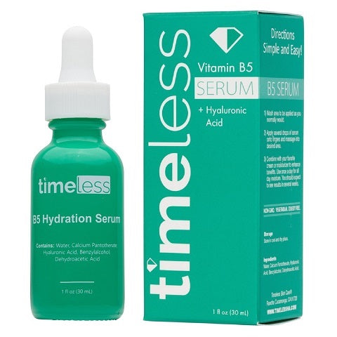Timeless Skin Care - Vitamin B5 Serum 1 oz / 30ml