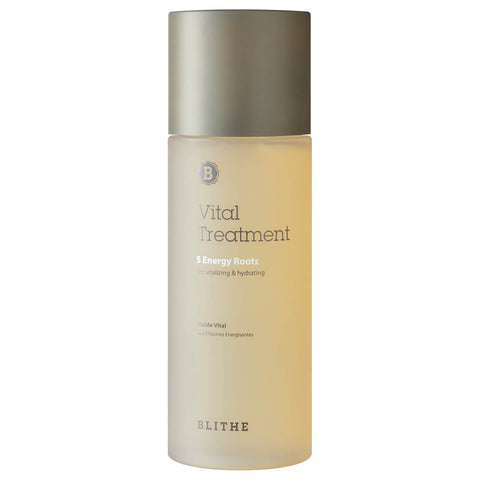 Blithe 5 Energy Roots Vital Treatment Essence at www.timeless-uk.com