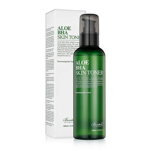 Benton Aloe BHA Skin Toner is now available at Timeless UK. Visit us at www.timeless-uk.com for more product details and our latest offers!