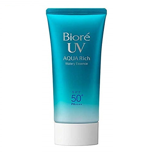 Biore UV Aqua Rich Watery get SPF 50+ PA++++ 2019 Edition Now available at Timeless UK. Visit us at www.timeless-uk.com for product details and our latest offers!