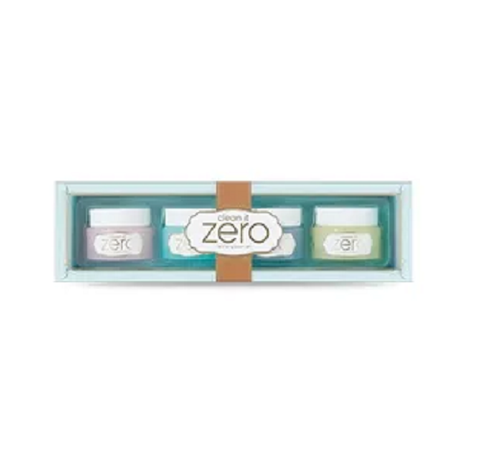 < NEW ARRIVAL > Banila Co - Clean It Zero Cleansing Balm Macaron mini set - Limited Edition - 4 x 7ml