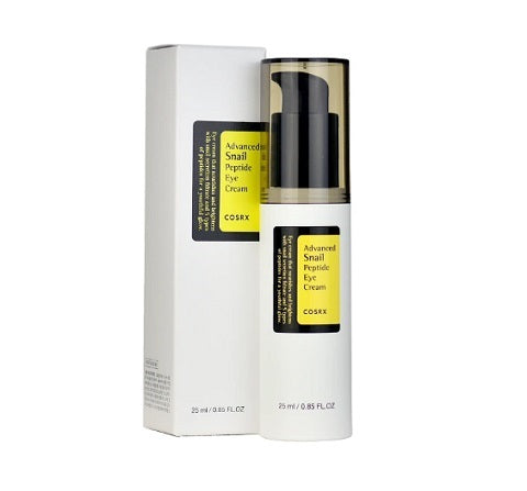 < New Arrival > COSRX Advanced Snail Peptide Eye Cream - 25ml - Now available on our sister website www.Barefection.com