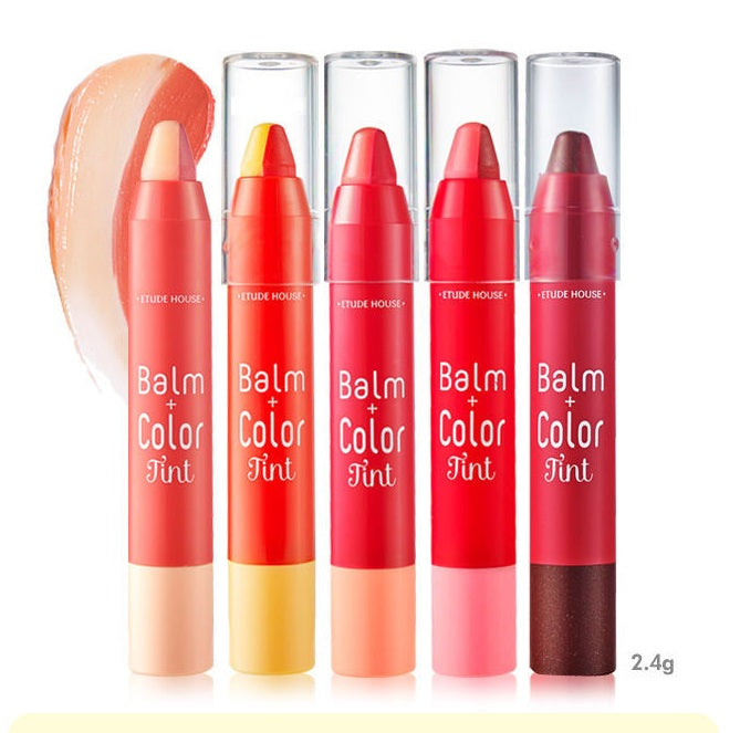Etude House - Balm & Color Tint at Timeless UK. Visit us at www.timeless-uk.com for more details.