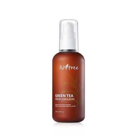 IsNtree Green Tea Emulsion at Timeless UK. Visit us at www.timeless-uk.com for product details and latest deals!