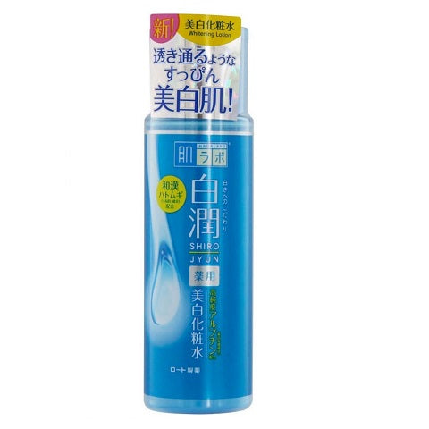 HADA LABO  Shiro-Jyun Whitening Lotion is now available at Timeless UK. Visit us at www.timeless-uk.com for more product details and latest details!