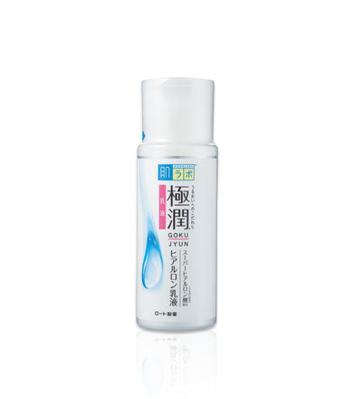HADA LABO Goku-Jyun Super Hyaluronic Acid Hydrating Milk (emulsion) is now available at Timeless UK. Visit us at www.timeless-uk.com for product details and our latest offers!