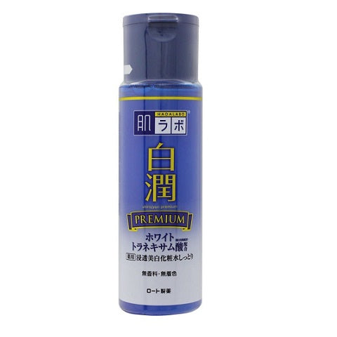 Hada Labo Shiro-Jyun Premium Whitening lotion Moist is now available at Timeless UK. Visit us at www.timeless-uk.com for more product details and latest offers!