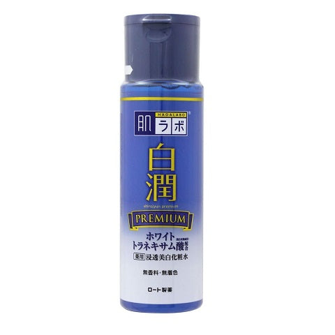 Hada Labo Shiro-Jyun Premium Whitening Lotion is now available at Timeless UK. Visit us at www.timeless-uk.com for more product details and latest offers!